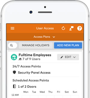 Access Property Info & User Access