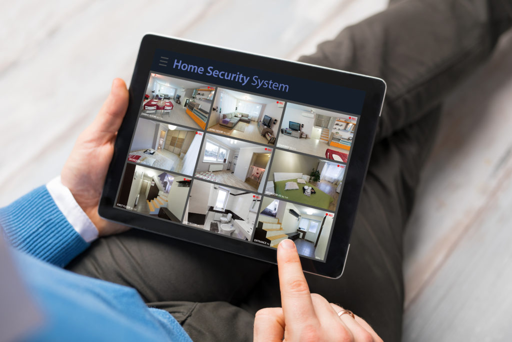 Interactive Home Security System