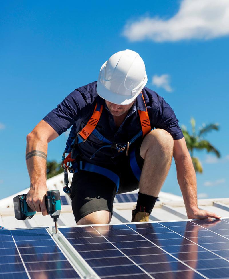 Solar Install CRS